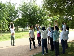 緑あふれる東伏見公園